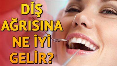 diş agrısına ne iyi gelir