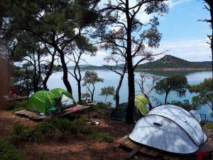 Ayvalık Saklı Cennet Kamp Alanı