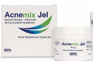 acnemix jel tedavisi