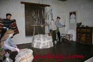 kapadokya kultur muze restaurant