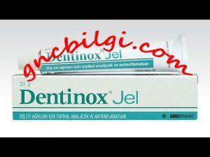 Dentinox Jel Nedir