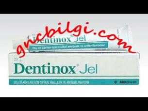Dentinox Jel Nedir Nasil Kullanılır