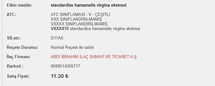Hametan Krem Prospektüs