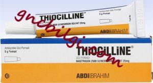 Thiocilline Krem Ne İşe Yarar?