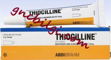 Thiocilline Krem Ne Ise Yarar Kullanimi