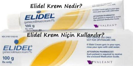 Elidel Krem Niçin Kullanılır Fiyati 2020