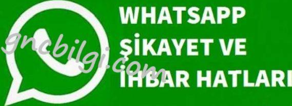 Gazete ve Televizyon Whatsapp Ihbar Hatti Numaralari 2020