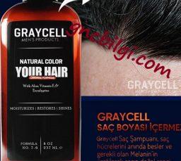 Graycell Sampuan Nasil Kullanilir Kullanici Yorumlari