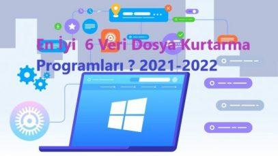 En Iyi 6 Veri Dosya Kurtarma Programlari 2021 2022 scaled