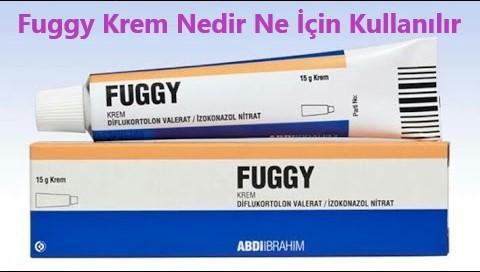 Fuggy Krem Nedir Ne Icin Kullanilir