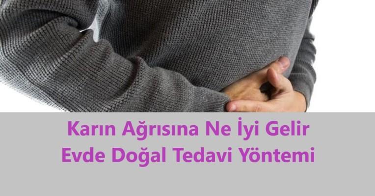 Karin Agrisina Ne Iyi Gelir Evde Dogal Tedavi Yontemi