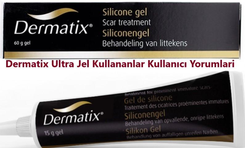 Dermatix Ultra Jel Kullananlar Kullanici Yorumlari