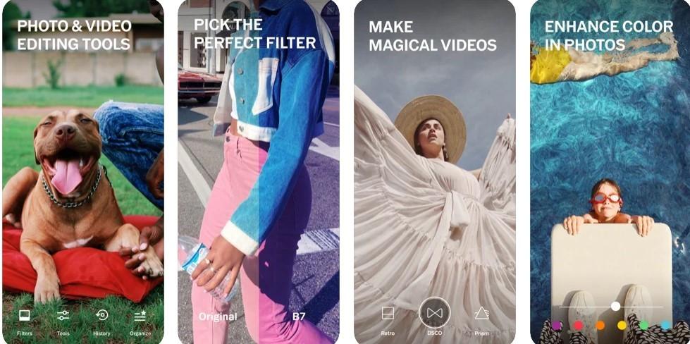 VSCO Cam Android ve Apple Resim Duzenleme Uygulamasi