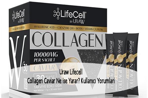 Lifecell Collagen Caviar Ne Ise Yarar Kullanici Yorumlari
