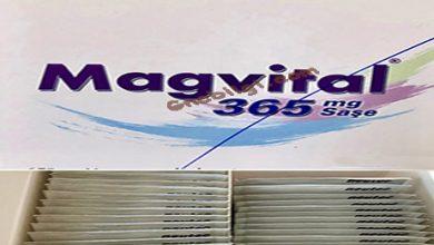 Magvital 365 mg Neye Iyi Gelir