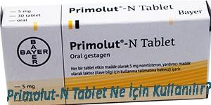 Primolut N Tablet Ne Icin Kullanilir Primolut N Fiyati 2021