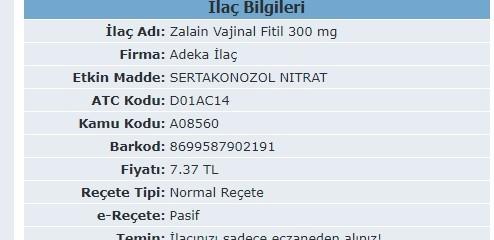 Zalain Fitil