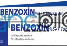 Benzoxin Krem Recetesiz Alinir Mi Kullananlar ve Yorumlari