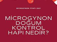 Microgynon Dogum Kontrol Hapi Nedir Microgynon Fiyati 2021