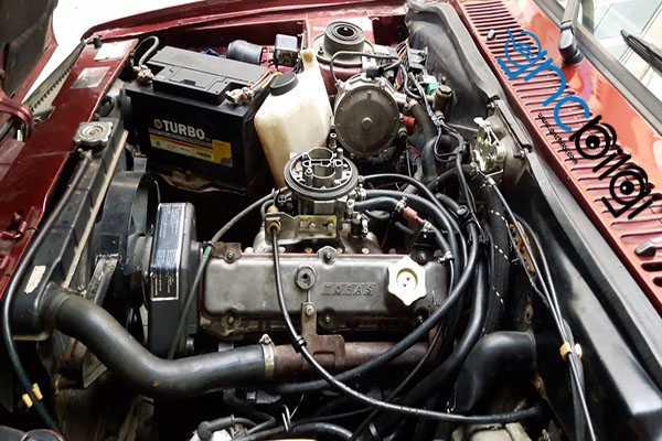 Sahin Atmosferik Motor
