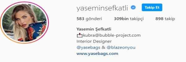 ysemin sefkatli instagram