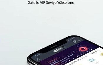 Gate Io VIP Seviye Yukseltme VIP 1 VIP 2 Olmak Istiyorum