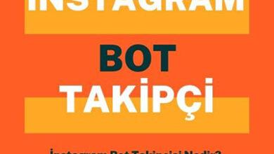 Instagram Bot Takipcisi Nedir