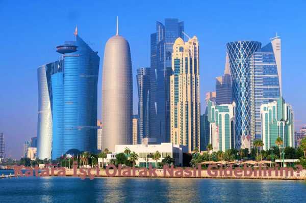 Katara Isci Olarak Nasil Gidebilirim