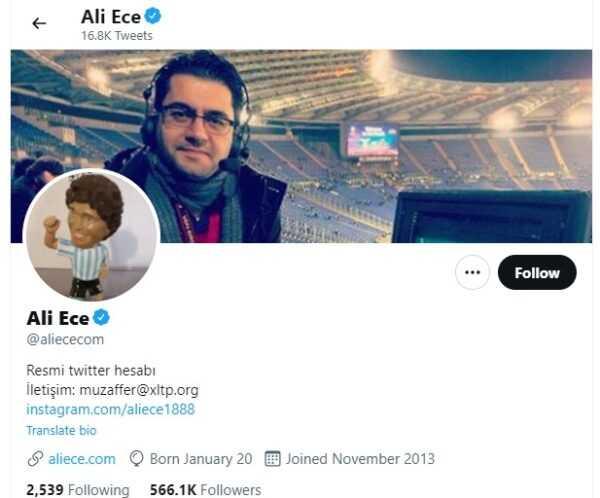 Ali Ece