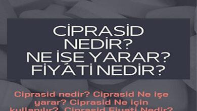 Ciprasid Nedir Ne Ise Yarar Fiyati Nedir