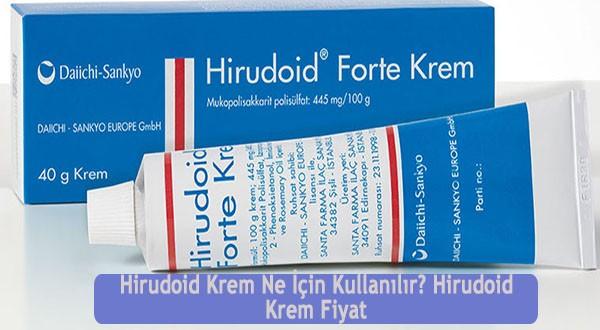 Hirudoid Krem