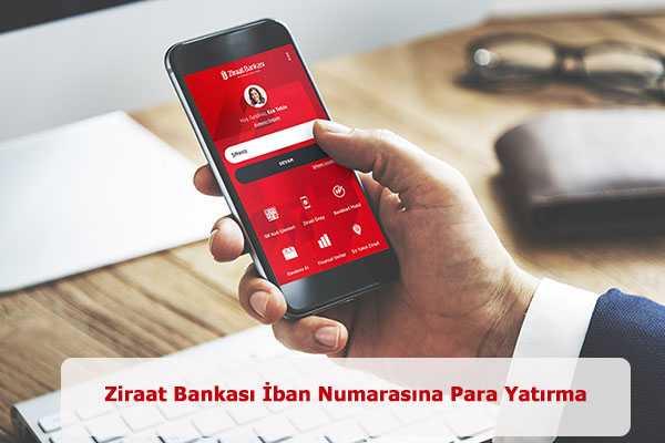 Ziraat Bankasi Baska Hesaba Para Yatirma