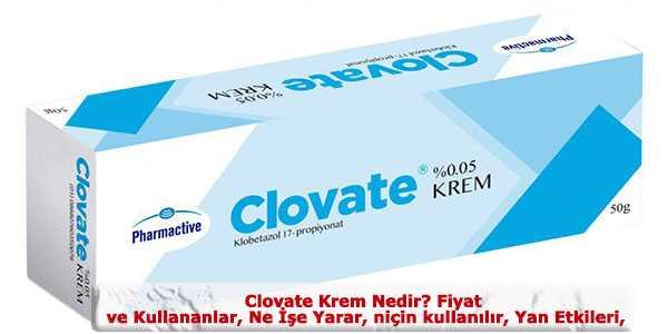Clovate Krem
